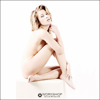 photo atelier workshop nu beaute style high key