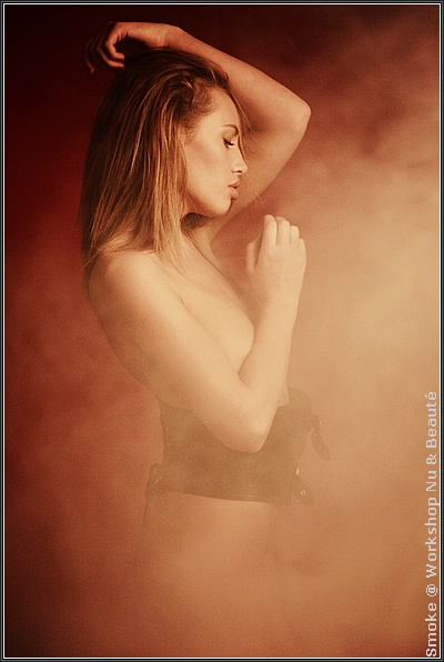 photo style smoke